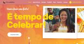 Site para Eventos Festivos