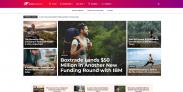 Site para Portais de Notícia